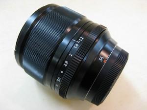 フジフィルム XF56/1.2R