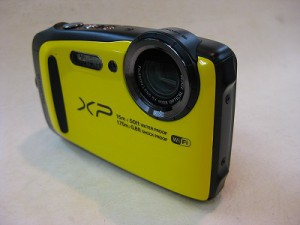 フジフィルム ファインピクス XP90