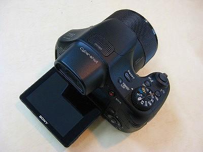 ソニー DSC-HX300