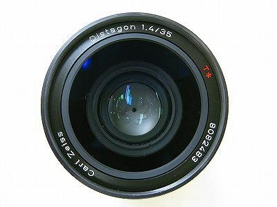 コンタックス ディスタゴン35/1.4MMJ