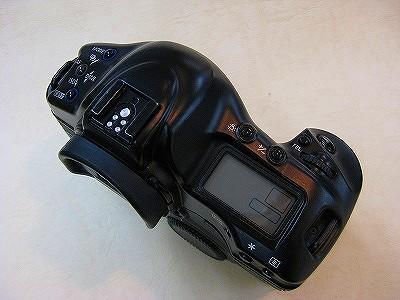 キヤノン EOS 1V