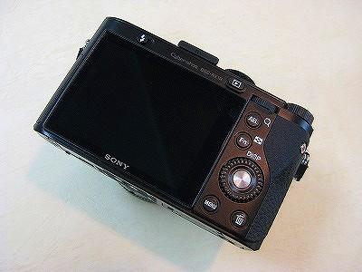 ソニー DSC-RX1R