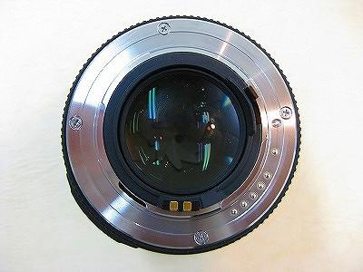 シグマ AF50/1.4EXDG HSM ペンタックス用