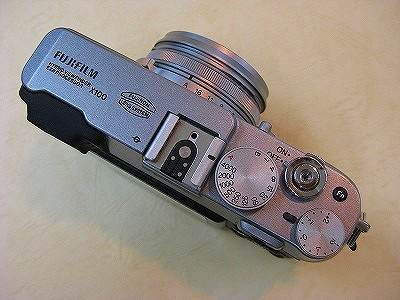 フジフィルム X100