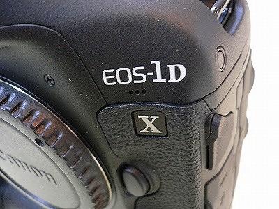 キヤノン EOS1DX