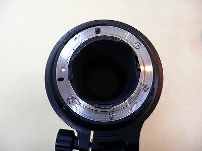 ニコンAF-S300/4D