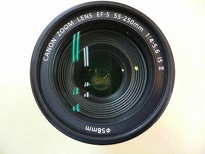 キヤノン EF-S55-250/4-5.6IS