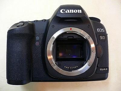 キヤノン EOS5DマークⅡ