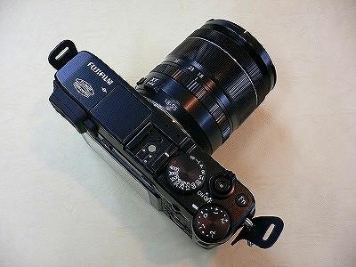 フジフィルム X-E1
