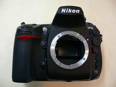 ニコン D700