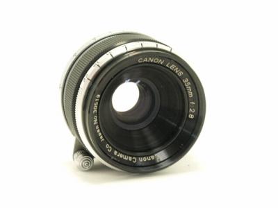 キヤノン  L 35/2.8  黒