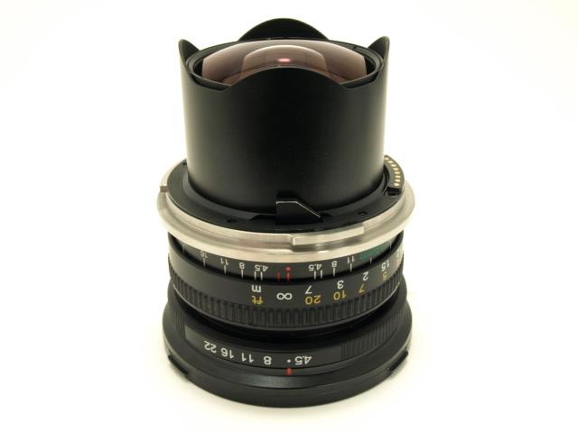 マミヤ N43/4.5L ファインダー付