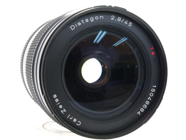 コンタックス 645用 D.45/2.8