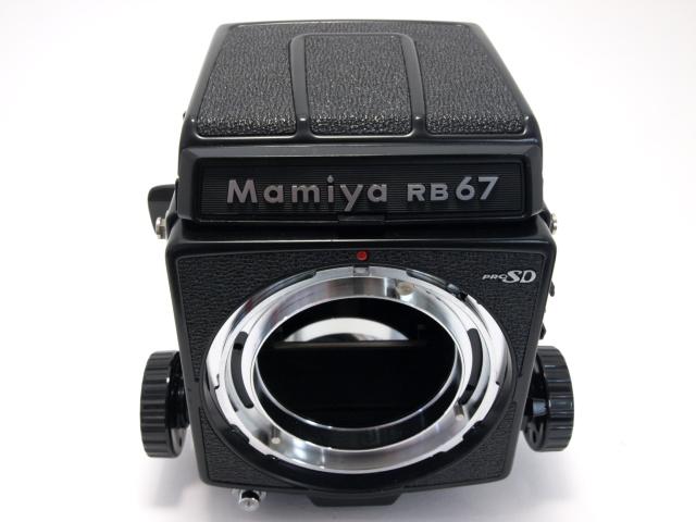 マミヤ RB67PRO SD  ボディ