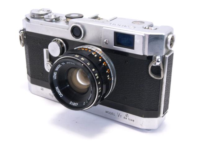 キヤノンV TDelux型(VTD)+35/2