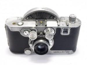 ユニベックス マーキュリーII モデルCX 35/2.7