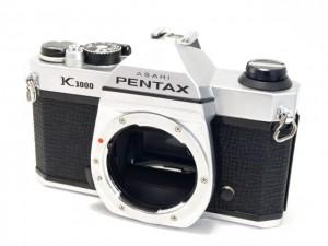 ペンタックス K1000