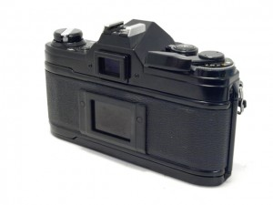 AE-1(ブラック)+NFD 50/1.4