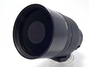 キヤノン NFD 500/8 RF