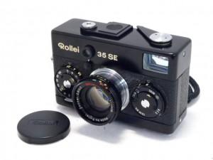 ローライ 35SE ブラック