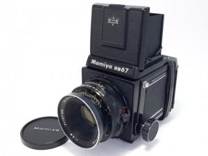 マミヤ RB67 標準セット127/3.8付
