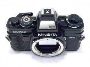 ミノルタ X-700