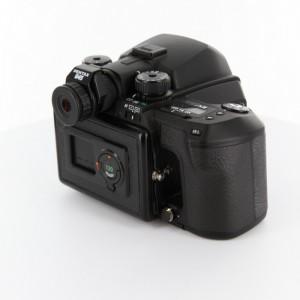 ペンタックス 645NII + 120フィルムバック