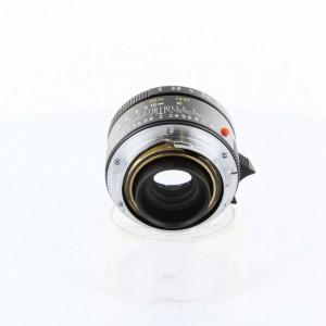 ライカ ズミクロンM 35/2 ASPH BK
