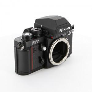 ニコン F3T(チタン) ブラック