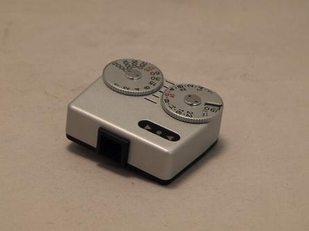 2221090111812aフォクトレンダーVCメーター II