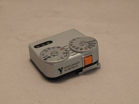 2221090111812bフォクトレンダーVCメーター II