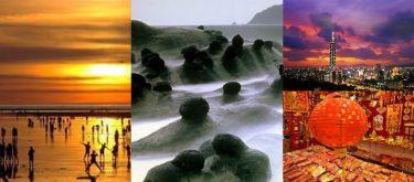 高美湿地の夕景と台湾北部撮影4日間