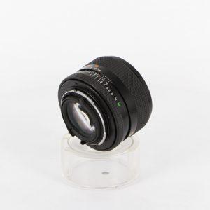 コンタックス Planar T*50mm F1.4 MM