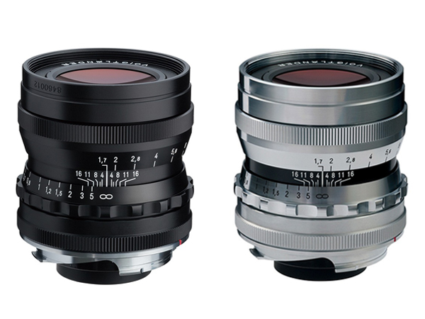 商品レビュー:フォクトレンダー ULTRON Vintage Line 35mm F1.7 Aspherical VM