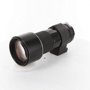 ニコン Ai Nikkor 300mm F4.5 ED S