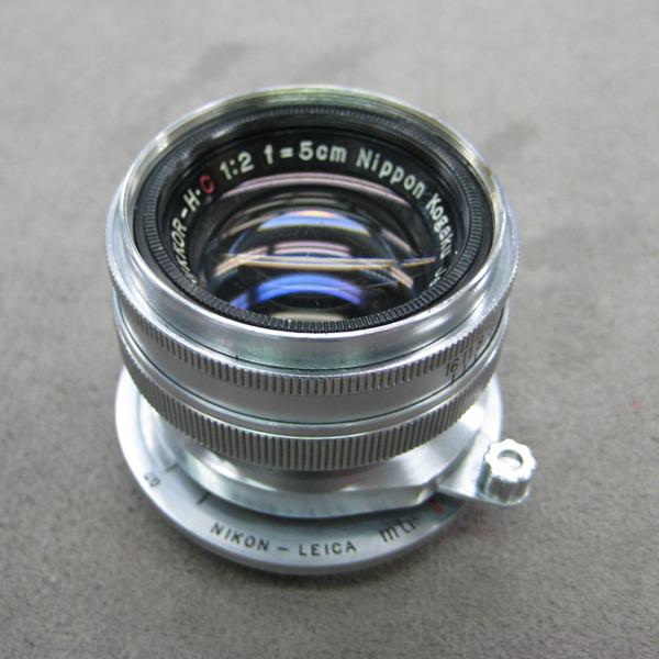 【入荷情報】amedeo マウントアダプター NikonS5cm-LeicaM
