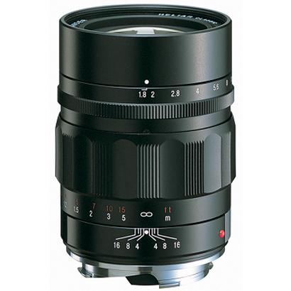 商品レビュー:フォクトレンダー HELIAR Classic 75mm F1.8  VM-mount