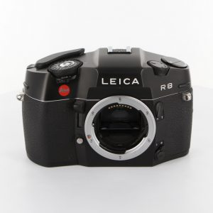 ライカ R8 (ブラック)