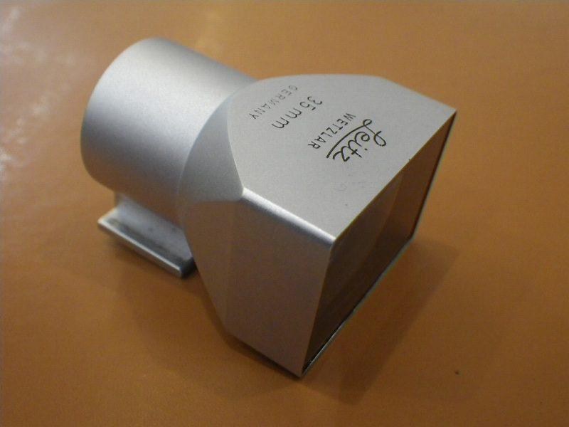 【入荷情報】ライカ35mmファインダー