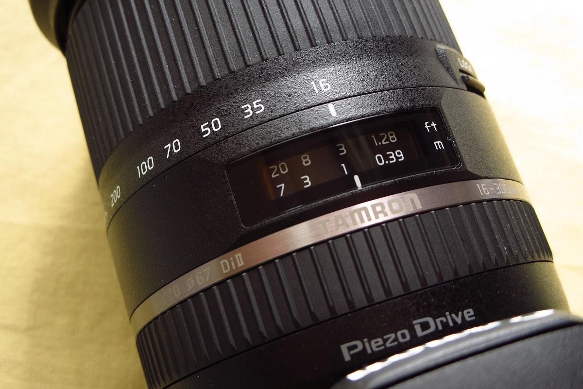 商品レビュー:タムロン16-300mm F/3.5-6.3 Di II VC PZD