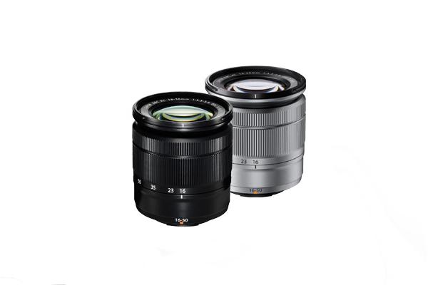 商品レビュー:富士フイルム XC16-50mmF3.5-5.6 OIS  II