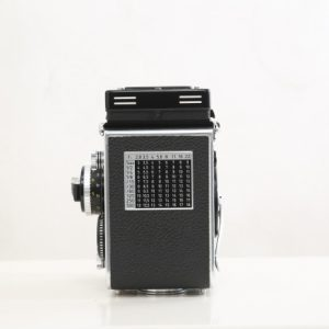ローライフレックス 2.8F クセノタール