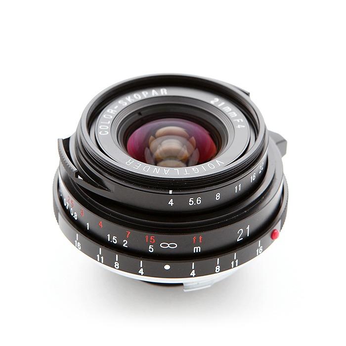 商品レビュー:フォクトレンダー COLOR-SKOPAR 21mm F4 P VM