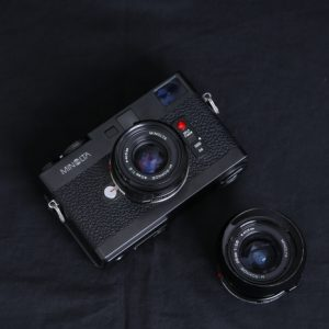 我が懐かしのミノルタカメラ Part2