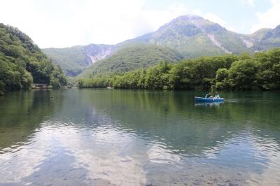 【撮影地情報】 梓川の清流は今も変わらず綺麗だった。「信州上高地」7