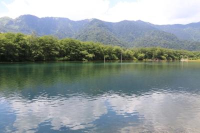 【撮影地情報】 梓川の清流は今も変わらず綺麗だった。「信州上高地」8