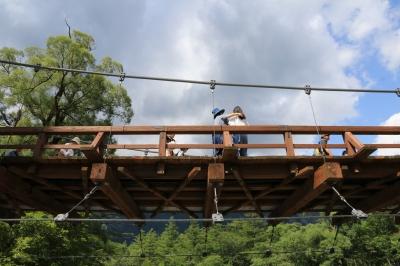 【撮影地情報】 梓川の清流は今も変わらず綺麗だった。「信州上高地」21