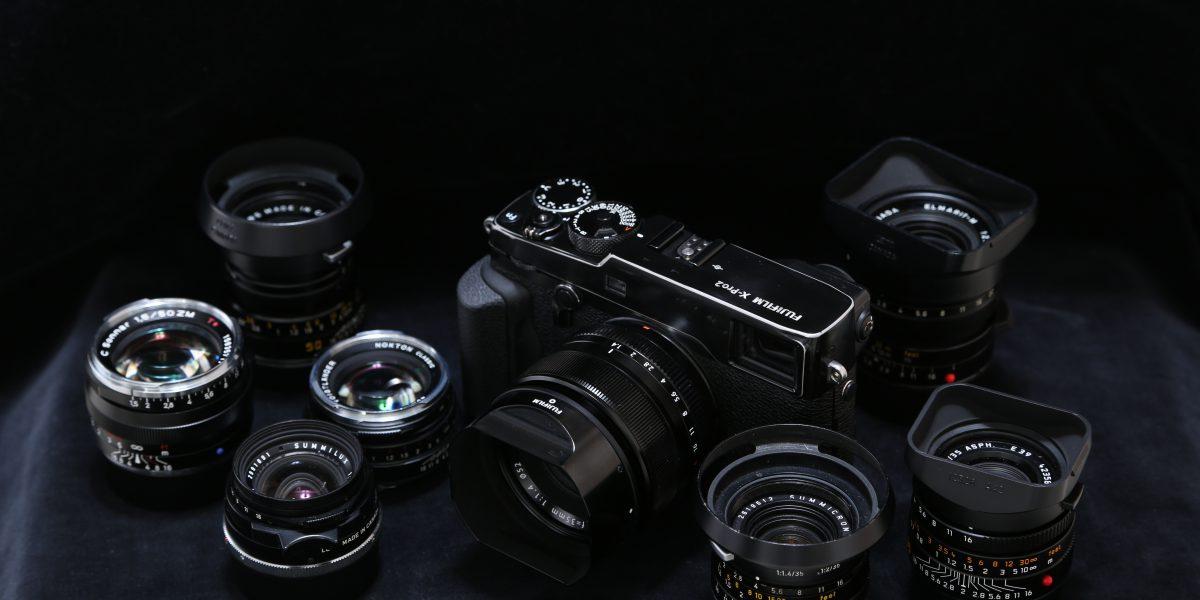 X-Pro2 ライカM