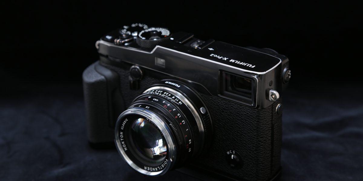 X-Pro2 NOKTON classic 40mm F1.4