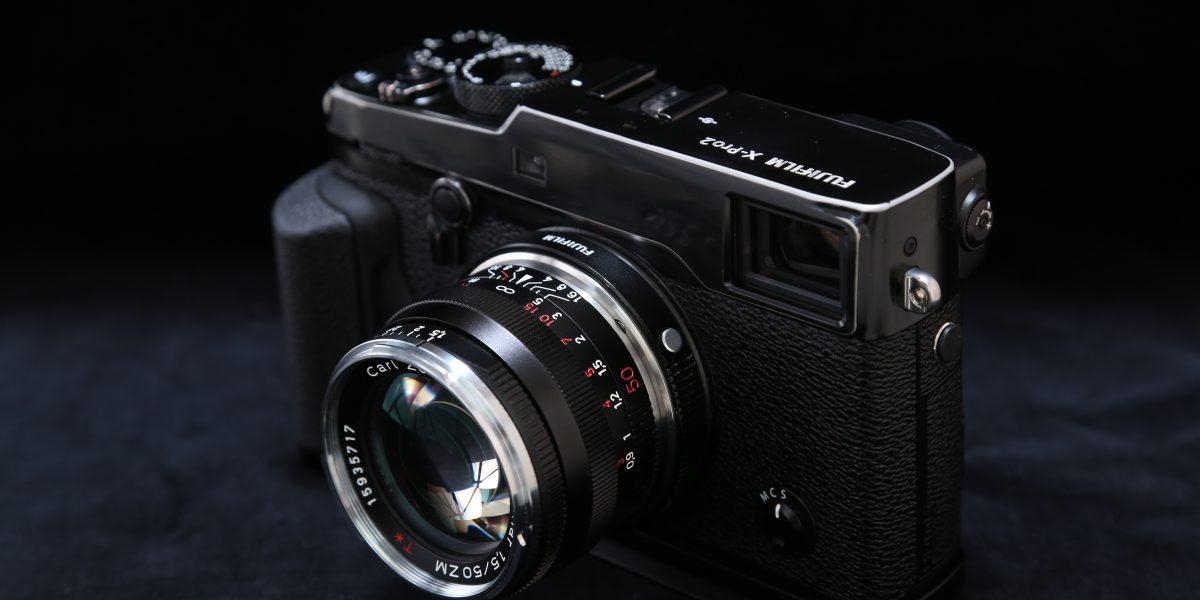 X-Pro2 C Sonnar T* 1.5/50 ZM